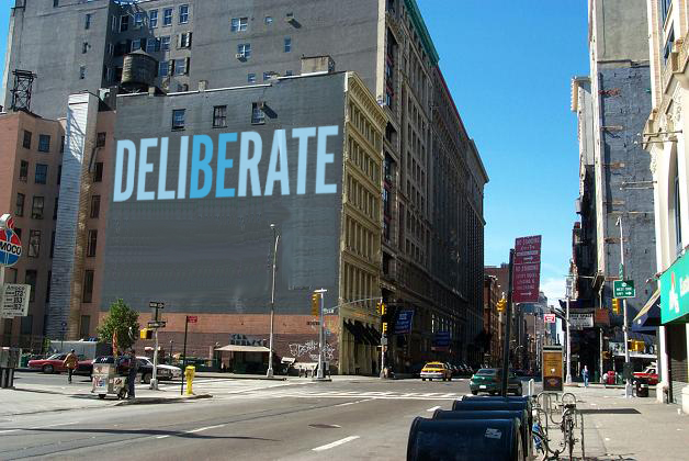 Deliberate Broadway NYC